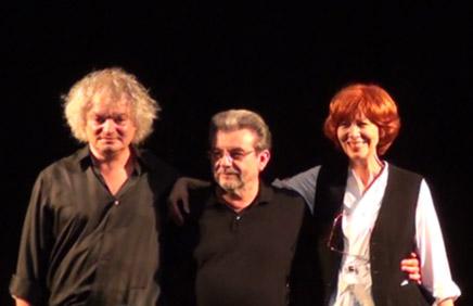 Jean-Paul Liégeois avec Yves Uzureau et Annick_Roux