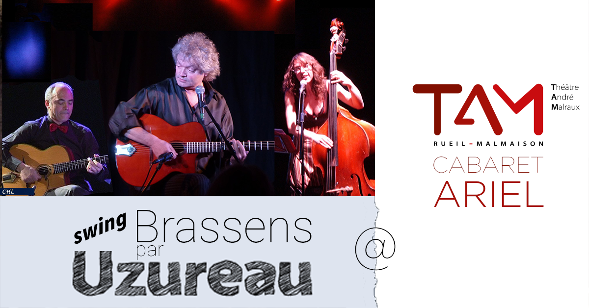 [CONCERT] Tam Rueil Malmaison Cabaret Ariel - 20 & 21 novembre 2020